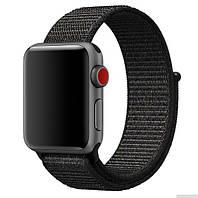 Нейлоновый ремешок Primo для Apple Watch 42mm / 44mm - Black