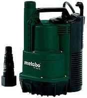 Насос дренажный погружной Metabo TP 7500 SI (0250750013)
