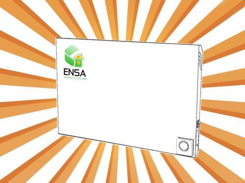 Еще больший выбор электроотопления для Вашего дома у нас! Уже сегодня в продаже нагревательные панели и конвекторы ENSA!