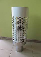 Сетка на трубу для сауны ТЕПЛОДАР ф115/200 1 метр, фото 2