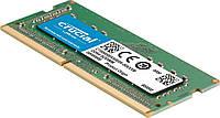 Память Crucial 16GB Kit (8GBx2) DDR4 2400 MT / s (PC4-19200) SR x8 SODIMM для ноутбука