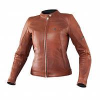 Жіноча мотокуртка SHIMA Monaco Brown, фото 1