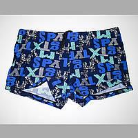 Летние цветные плавки шорты для мальчиков 9125P