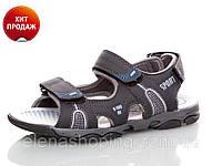 Стильные босоножки-сандалии для подростков р (36-38)