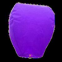 Небесный фонарик Купол Фиолетовый 110 см