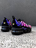 Кроссовки Nike Vapormax Red - Hyper Violet. Живое фото (Реплика ААА+), фото 2