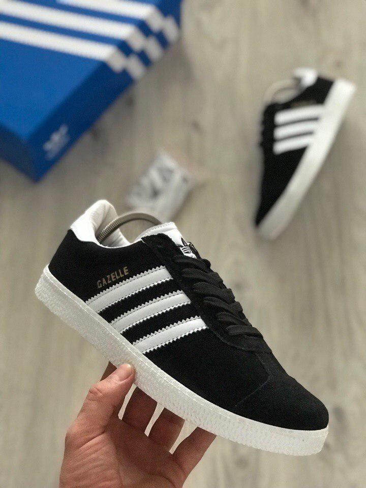 Мужские кроссовки Adidas Gazelle , топ Реплика