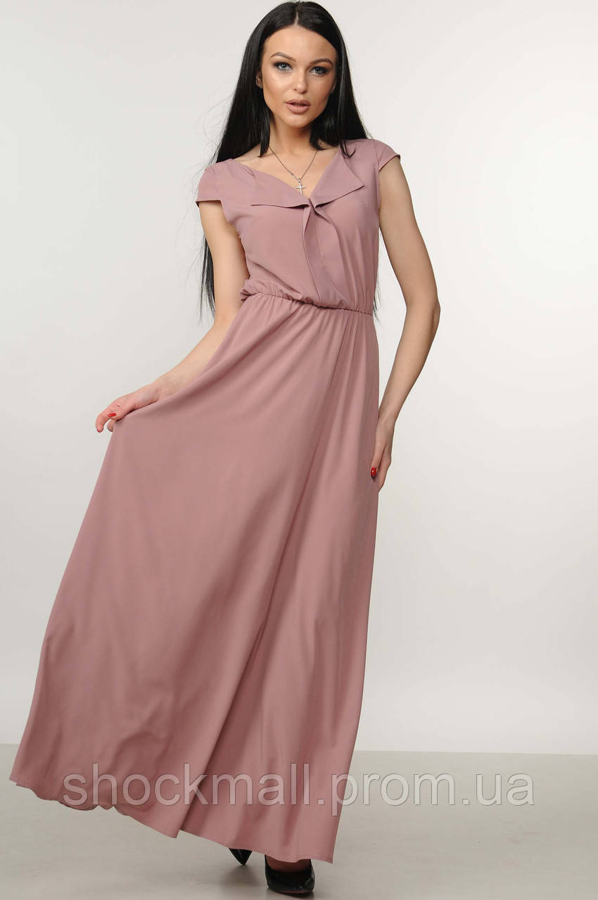 61afcbd04c0 Длинное платье в пол летнее