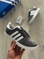 Мужские кроссовки Adidas Gazelle , топ Реплика, фото 1