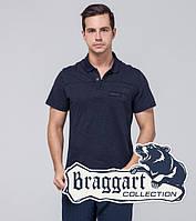 Braggart | Тенниска мужская 103 т-синий