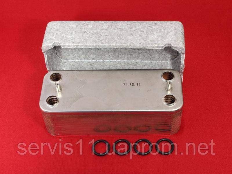 Теплообменник вторичный  Beretta City 28 кВт + теплоизоляция