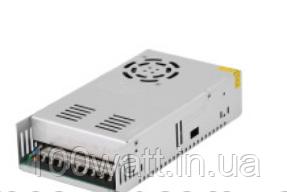 Блок питания для светодиодной ленты  400Вт 12В 33,3А с кулером  ST81