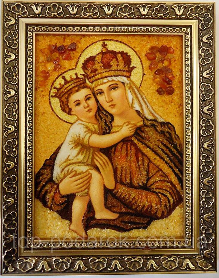 Икона і-03 Пресвятой Богородицы Девы Марии