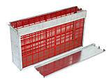 Ізолятор пластмасовий на 2 рамки «рута», фото 2