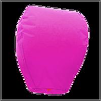 Небесный фонарик Купол Розовый 110 см