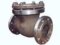 Клапан обратный подъёмный фланцевый 16с13нж Ду80 Ру40