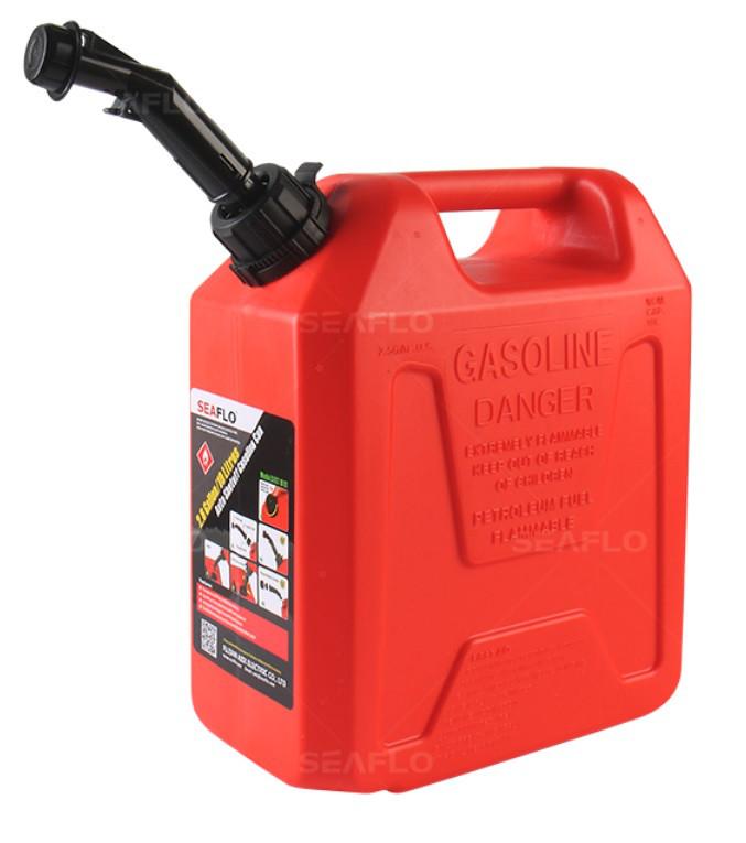 Канистра для топлива 10л SFGT-10-01 SEAFLO