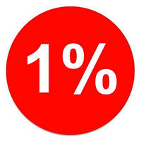 1% комиссии банка мы берем на себя!