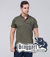 Braggart | Футболка поло для мужчин 103 зеленый