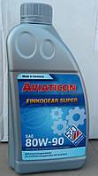 Масло универсальное трансмиссионное Aviaticon Finkogear Super 80W-90 GL4/ GL5 (1л)