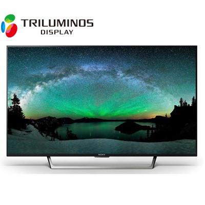 Телевизор Sony KDL-49WE750 (MXR 400 Гц,Full HD,Smart, HDR, X-Reality PRO, TRILUMINOS, Dolby Digital 10Вт)