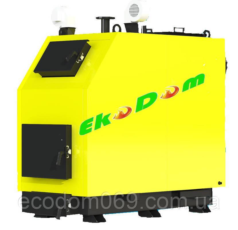 Твердотопливный котел Kronas Prom 150 кВт
