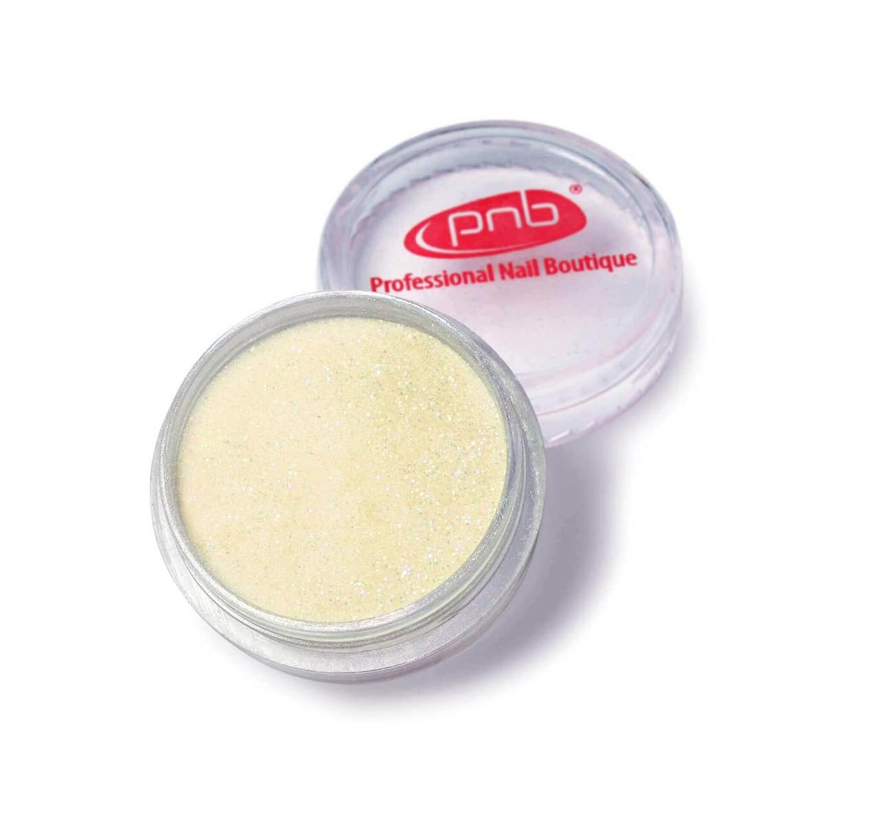Color Acrylic Powder PNB 03 Gold Glitter, 2g