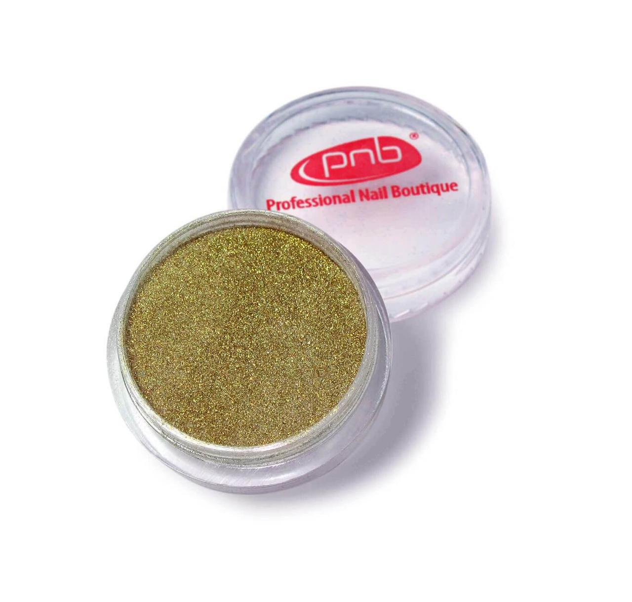Color Acrylic Powder PNB 04 Gold, 2g