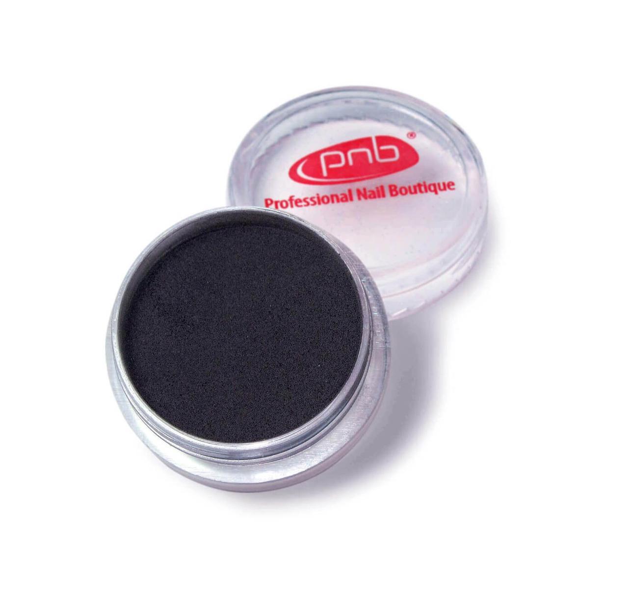 Color Acrylic Powder PNB 06 Black, 2g