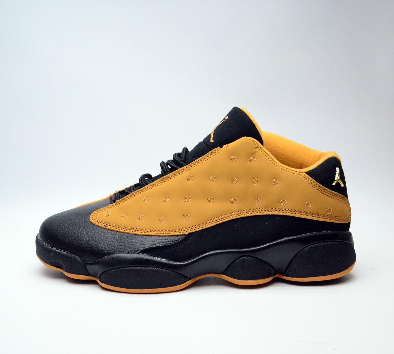 10a606bd5515 Мужские Кроссовки Nike Air Jordan XIII Low (Реплика) — в Категории