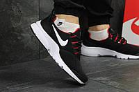 Кроссовки мужские Nike Air Presto Fly Uncaged весна текстильные кросовки в стиле найк черные с белой подошве