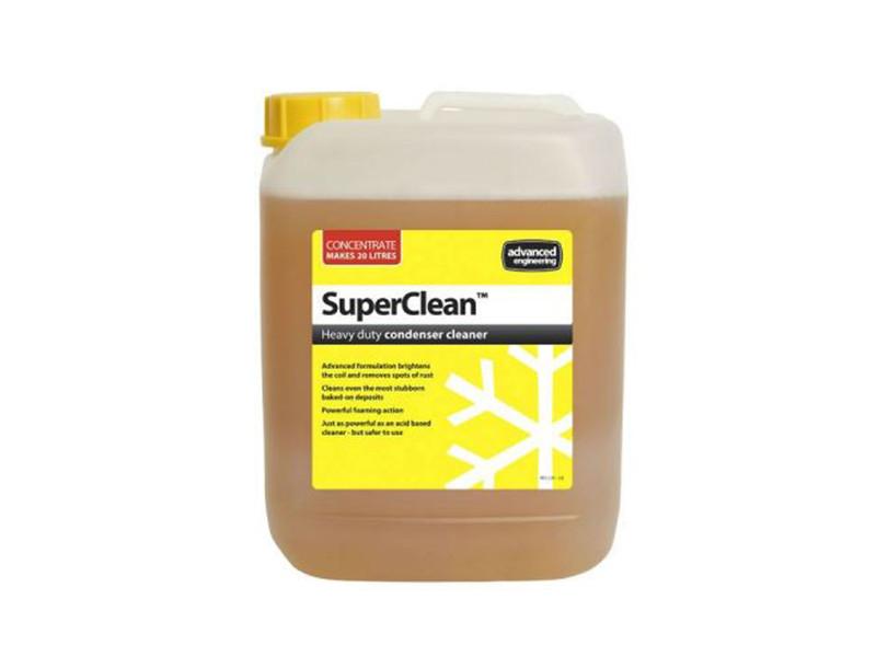 Засіб для очищення кондиціонера (н) SuperClean 5 літрів (Advanced Engineering)