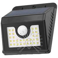 Подсветка для стены LED Lemanso 3,5W на солнечной батарее с датчиком движения