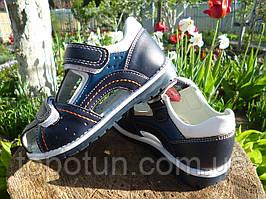 """Детские сандалии для мальчиков """"Мифер"""" Размер: 28,30"""