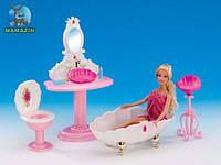 Мебель для кукол Ванная комната