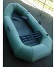 """Надувная резиновая лодка """"Язь"""" Лисичанка, двухместная, фото 2"""