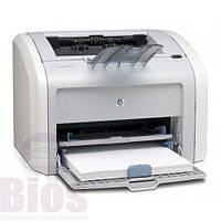 Принтер бу лазерный HP 1020