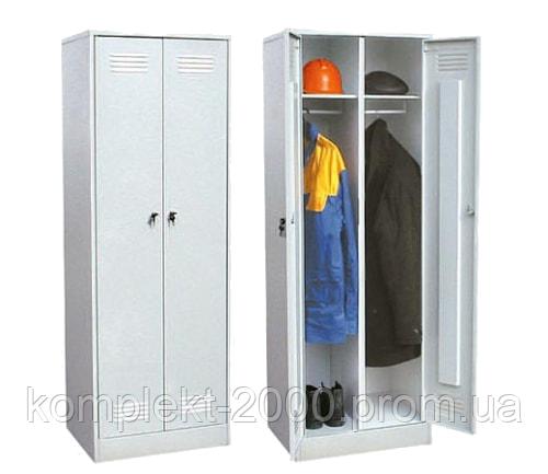 металлический шкафчик для раздевалок