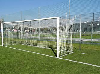 Профессиональная сетка для футбольных ворот (шнур 4,5 мм., Польша)