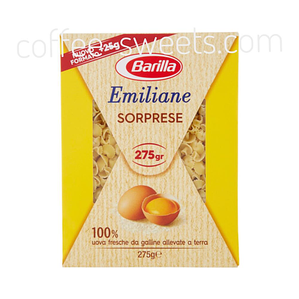 Макароны яичные Barilla emiliane Sorprese №110 275гр, фото 2