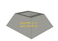 Фундамент забора бетонный ФЗП 1-1, большой выбор ЖБИ. Доставка в любую точку Украины.