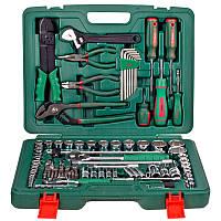 Универсальный набор инструментов HANS TK-158E - 158 предметов