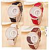 Часы женские наручные Lunar red, фото 4