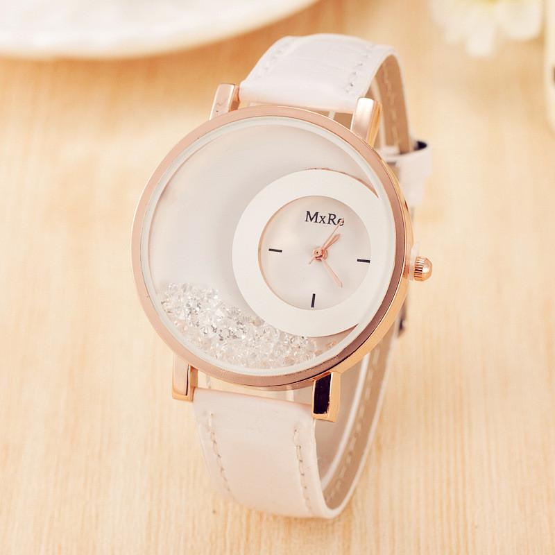 Часы женские наручные Lunar white