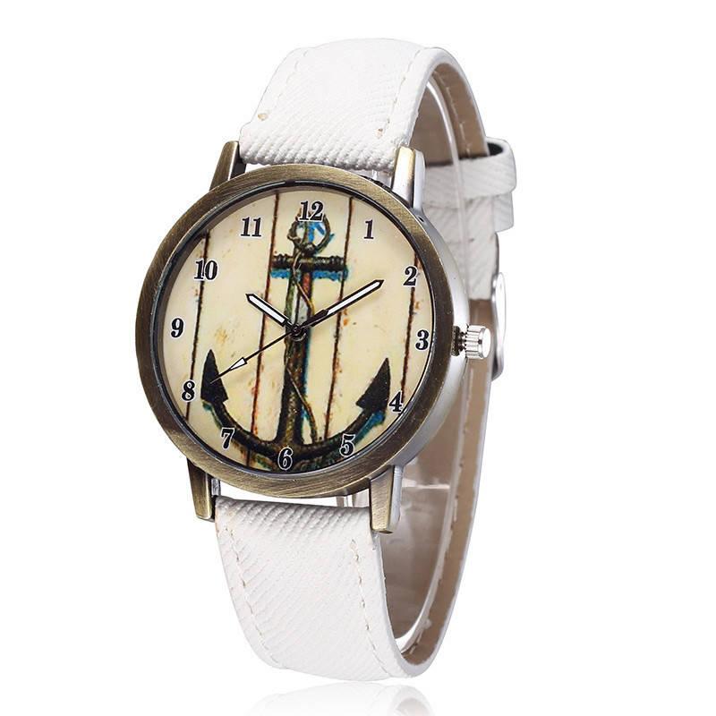 Часы женские Ancora white (белый)