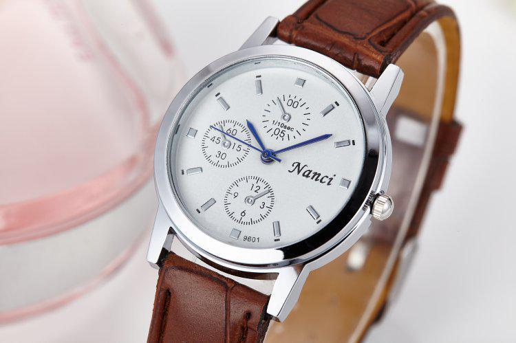 Наручные часы женские Nanci XS brown