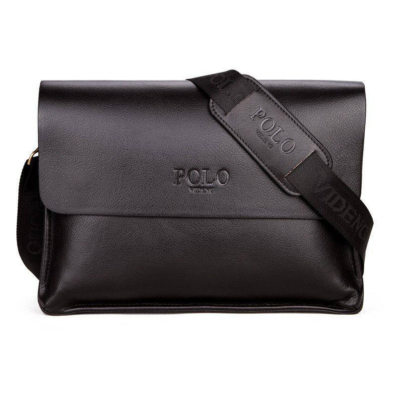Мужская сумка Polo Videng Boss Max black