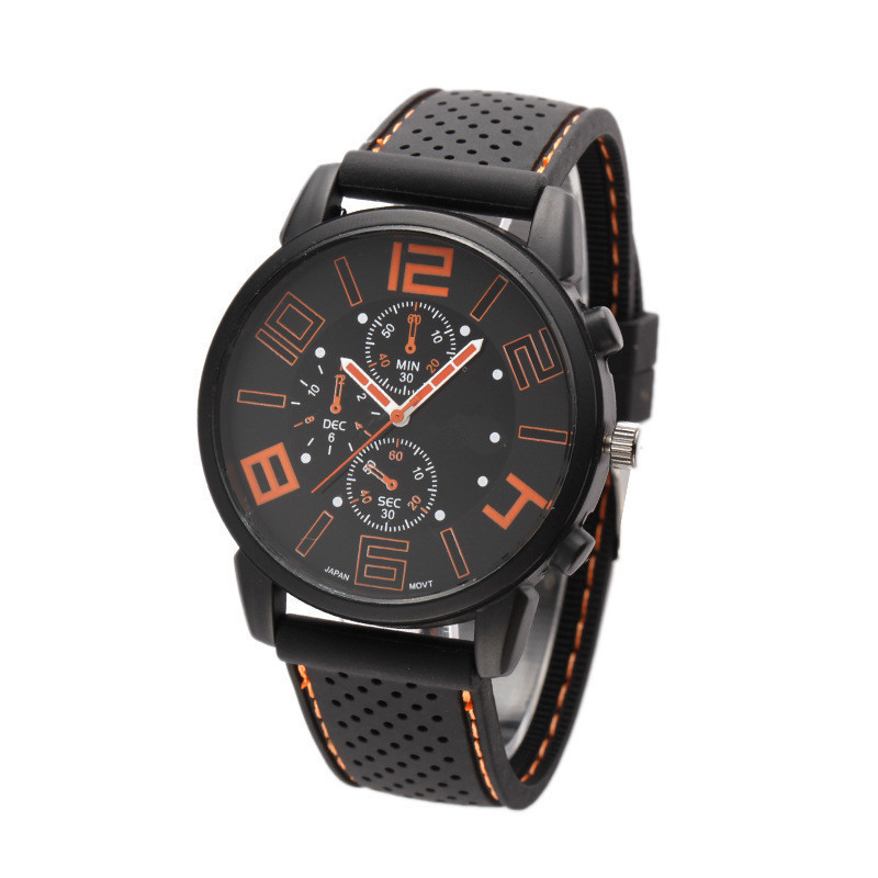 Часы мужские наручные GT Sport orange