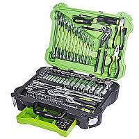 Набор инструментов Alloid НГ 4115П - 115 предметов