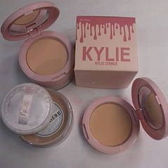 Рассыпчатая+ компактная пудра Kylie Jenner 2in 1 , фото 2